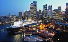 Travel & Adventures: Australia. A voyage to Australia, Pacific - Sydney, Melbourne, Tasmania, Islands...