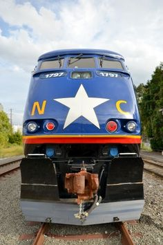 Ride our Piedmont train to Charlotte, which was named one of the best places to visit in 2014!