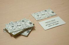 Inspiration graphique #4 : Les cartes de visite originales et créatives   Blog du Webdesign