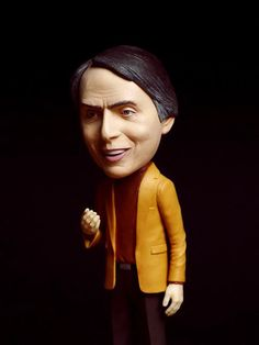 Carl Sagan Limited Edition Bobblehead