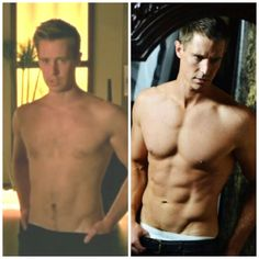 Then and Now…  Logan Echolls, 2006 Jason Dohring, 2014  And a humble little Gumshoe's Prediction…  The actor who once played the son of People Magazine's Sexiest Man Alive will one day be honored with that title in real life.