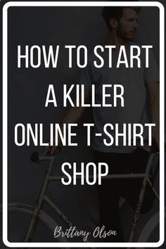 Dropshipping fulfillment and on-demand t-shirt printing services help you create a passive income by putting your designs and art on shirts. Learn how to find dropshippers and printers here: www.brittanyolson...