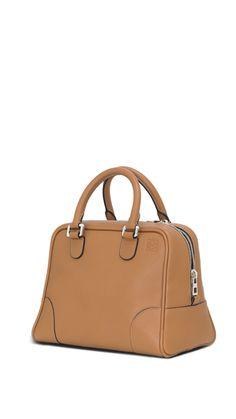 LOEWE Tan Mini Amazona 75 Bag. NOW AVAILABLE.