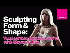 Seriously Simple: Alternative Beauty Lighting Techniques with Wayne Johns - YouTube