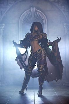 Lady Sylvanas cosplay (World of Warcraft) #world_of_warcraft_pins #world_of_warcraft CLICK HERE AND DOWNLOAD THE BEST WOW ADDON EVER www.world-of-warcraft-gold-addon.com
