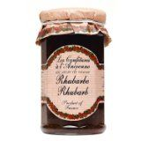 Rhubarb Jam Andresy All natural French jam pure sugar cane