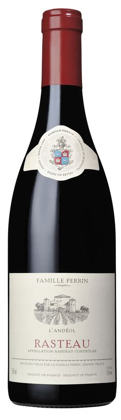 Robert Parker's Wine Advocate Wine of the Day is........our Famille Perrin Rasteau 2010.  2010 Southern Rhones are amazing and this is a stunning value!  wine / vinho / vino mxm