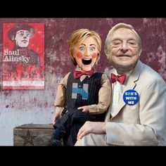 Soros the puppet master
