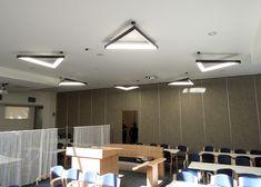 MFL Product Feature: Triangle LED Pendant System Triangle, Led, Pendant, Furniture, Home Decor, Decoration Home, Room Decor, Hang Tags, Pendants