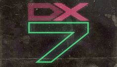 YAMAHA DX 7 TRIBUTE POSTER As a Synthwave producer the Yamaha is one of my favorite synths of all times so I have decided to make a tribute just because I love it. 80s Design, Graph Design, Vhs Glitch, Retro Waves, Retro Futuristic, Poster On, Vaporwave, Cyberpunk, Yamaha