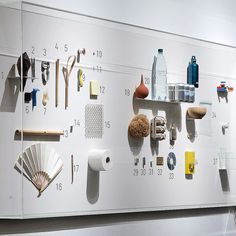 Essenz der Dinge  Design and the Art of Reduction, an on going, traveling Vitra Design Museum show.  This exhibition includes some #Eames designs