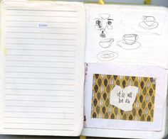 Emma Twine - Some Journal Pages from May and June