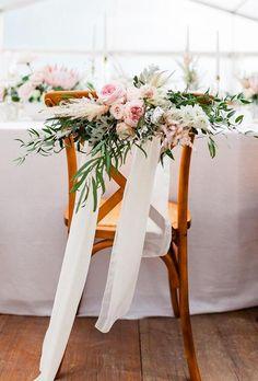 30 Whimsical Wedding Decor Ideas ❤ whimsical wedding decor ideas flower chair decor rorywylieweddings #weddingforward #wedding #bride