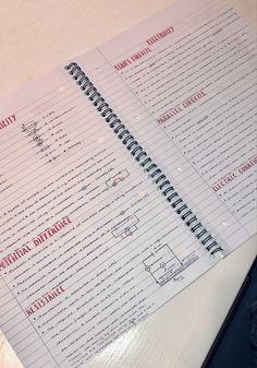 Revision Notes, Bullet Journal, Lettering, Drawing Letters, Brush Lettering
