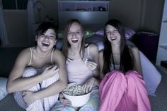 Slumber Party Ideas for 12-Year-Old Girls thumbnail