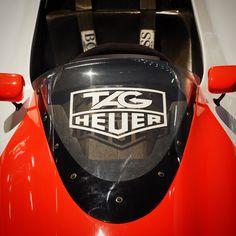 Mclaren-Honda MP4/4 TAG Heuer