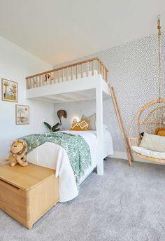 Bedroom For Girls Kids, Modern Kids Bedroom, Cool Kids Bedrooms, Kids Bedroom Designs, Kids Room Design, Awesome Bedrooms, Cool Rooms For Girls, Bedroom Decor For Kids, Kid Bedrooms