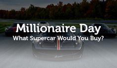 millionaire day blog featured image