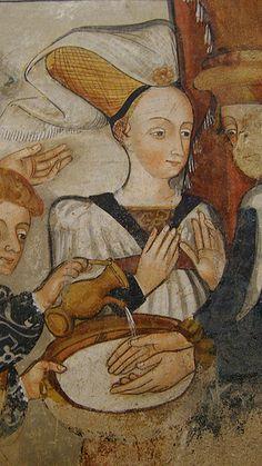 Church of San Fiorenzo, mural painted in 1472. Explore Andrea Carloni (Rimini)'s photos on Flickr.