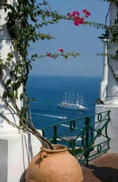Santorini , Greece ~ pinned by LaVieAnnRose. Check out my other boards