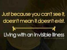 BlogbyDeslie : Onzichtbare ziektes