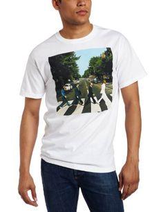 FEA Men`s The Beatles Short Sleeve T-Shirt - List price: $19.99 Price: $10.25 Saving: $9.74 (49%) + Free Shipping