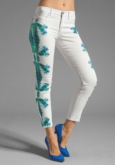 Joe's Jeans The High Water in Palm Beach  $65 in a 28 or 29