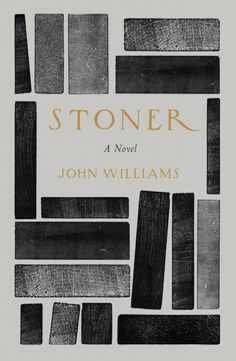 Stoner by John Williams; design by Julia Connolly (Vintage November 2013)