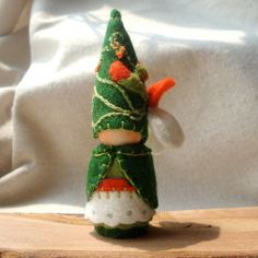 Summer Garden Gnome -- how adorable! $26.00
