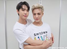 Doyoung e Jeno Nct 127, Nct Taeil, Nct U Members, Nct Doyoung, Nct Yuta, Daddy Long, Jeno Nct, Fandoms, Music Channel
