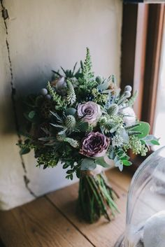 24 Wildflower Wedding Bouquets Not Just For The Country Wedding ❤ The natural beauty of wildflowers means you can use them for most wedding themes. See more: bouquetbride Bouquet Bride, Rose Wedding Bouquet, Fall Wedding Bouquets, Fall Wedding Flowers, Wedding Flower Arrangements, Bridal Flowers, Floral Wedding, Floral Arrangements, Purple Wedding