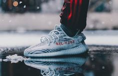 'Blue Tint' YEEZY BOOST 350 V2 Limited - ALMOST GONE