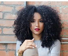 Curly Wigs Lace Wigs Salt And Pepper Curly Human Hair Wigs Curly Hair Styles, Natural Hair Styles, Curly Wigs, Human Hair Wigs, Wholesale Human Hair, Pelo Afro, Pelo Natural, Big Hair, Wig Hairstyles