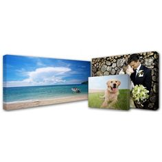 Our Classic Canvas prints are a mix of great value and fantastic quality, making them our most popular product. They make ideal photo gifts for family and friends.A photo canvas is an easy way to integrate your personal photos into the design of your home.  They look awesome and at the starting