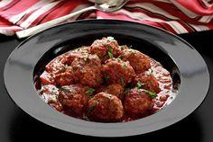 Crock Pot Italian Meatballs in Marinara Sauce