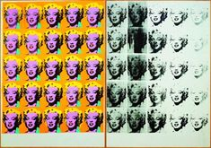 Tate Modern Launches Video Tour of Major Andy Warhol Retrospective (UPDATE): The London museum's first major survey of the pop art icon in 20 years. Magritte, Andy Warhol Marilyn, Most Famous Artists, London Museums, Whitney Museum, Art Icon, Exhibition Space, Arte Pop, American Artists