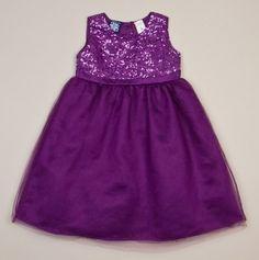 GORG purple dress
