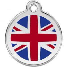 Original Red Dingo Marke Britische Flagge