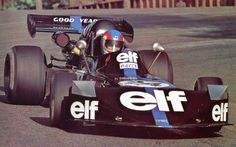 Patrick Depailler - March 742 BMW - March Racing Team - European F2…