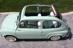 "1960 Fiat 600 ""Convertible"""