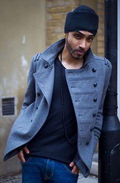 Singh Street Style focuses on stylish Punjabi men living in London