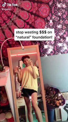 Makeup Art, Beauty Makeup, Eye Makeup, Hair Makeup, Teen Life Hacks, 90s Grunge Hair, Natural Foundation, Glow Up Tips, Skater Girl Outfits