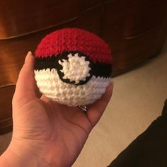 Pokeball is just the beginning!! #Pokemon #games #pokeball #crochet #handmade #crocheting #yarnaddict #crochetlife #crazycrocheter #wip #creation #crochetlove #yarnporn #ilovecrochet #hook #love #hobby #becreative #crafty #crochetersofinstagram #kathiecrochets #capturemycraft #crochetbyme #crochetgoodness #crochetgeek #crochetyarn #crochetart by kathie1988