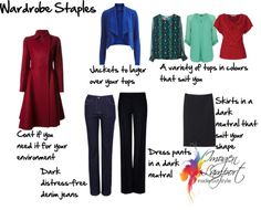 More on How to Find Your Signature Colours