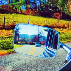 Nothing like a Volkswagen in the NC Mountains... Photo By: A.TatePhotography