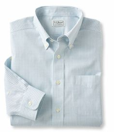 Ll bean men 39 s oxford shirts medium tall lot 3 button front for Ll bean wrinkle resistant shirts