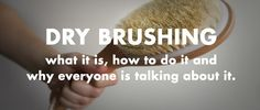 Dry brushing cellulite has been proven to be an effective technique to reduce & remove toxins and cellulite from your body. It also opens up & cleans pores. Dry Brushing Cellulite, Dry Brushing Skin, Benefits Of Dry Brushing, Clean Pores, Dealing With Stress, Healthy Oils, Green Tea Extract, Look In The Mirror