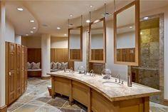 Granite - complex, Contemporary, Modern, European, Inset, Window seat, Double, Undermount, Master