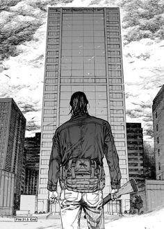 "Read manga Ajin Ajin 032 - Don't say ""lazy"" 002 online in high quality"
