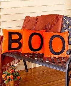Harvest Porch Set of 3 Pillows